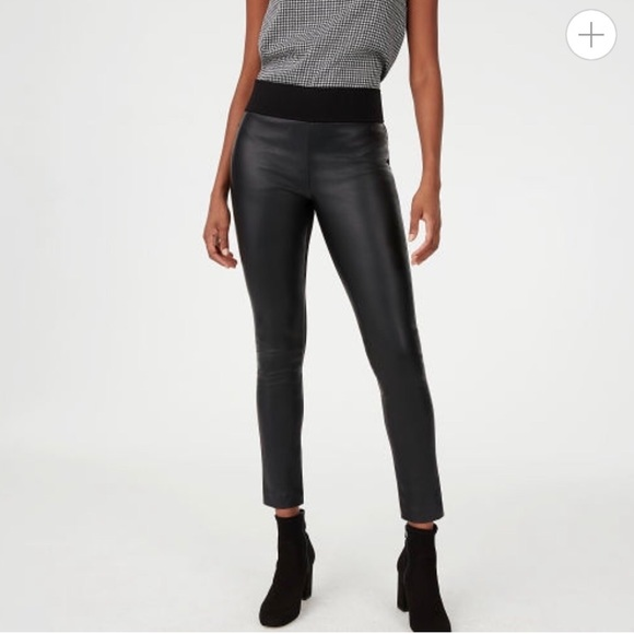 2cff39868f1fc8 Club Monaco Pants | Tasha Faux Leather Legging | Poshmark